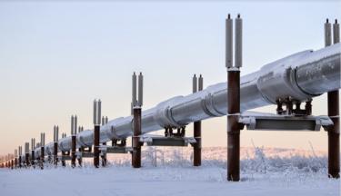 天然ガスのパイプラインをロシアから日本へ