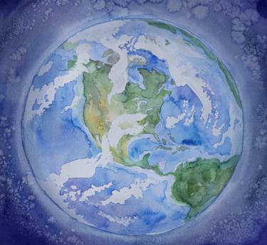 太古の時代から地球規模で温暖化の流れを考えたら過去5回の大量絶滅期やオールトの雲に行き着いた。