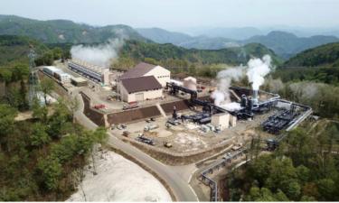 温泉その3:地熱エネルギーを活用するフラッシュ発電と温泉で発電可能なバイナリー発電。