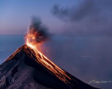 自然災害で最も懸念すべきは巨大噴火かもしれない。巨大地震との連動も心配だ。